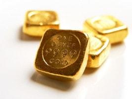 1 oz guld