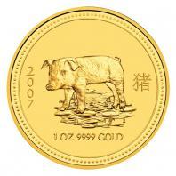 Australien Lunar Coin - Gris