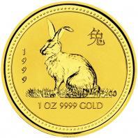 Lunar Coin - Kaninen