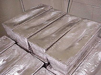 vad kostar silver per gram